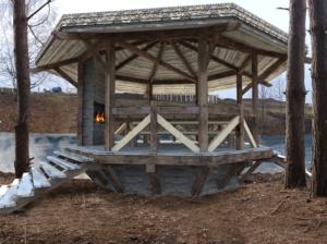 проект охотничьей базы в Тульской области – 01