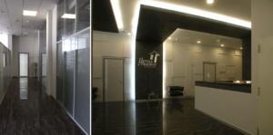 интерьер и дизайн офиса 1 Страховая компания – 05
