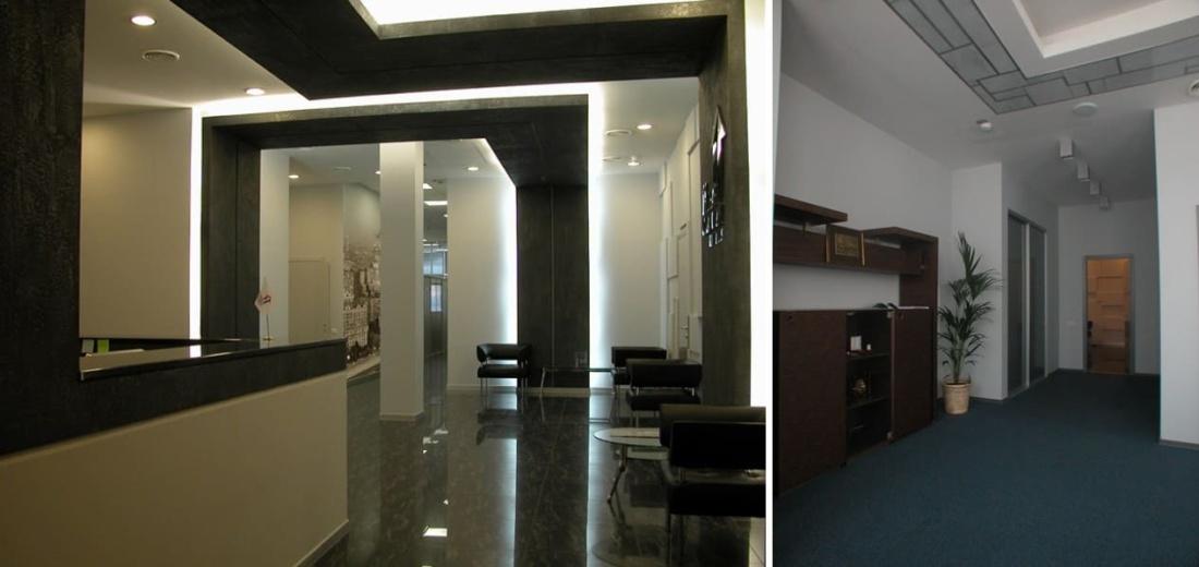 интерьер и дизайн офиса 1 Страховая компания – 06