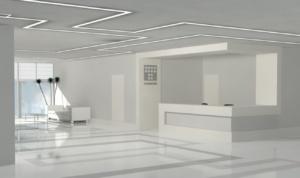 интерьер офиса IT компании. Архитектурное бюро АртДеп – 01