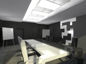 интерьер офиса IT компании. Архитектурное бюро АртДеп – 02