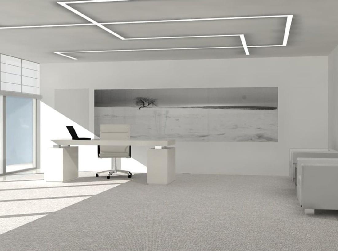 интерьер офиса IT компании. Архитектурное бюро АртДеп – 03