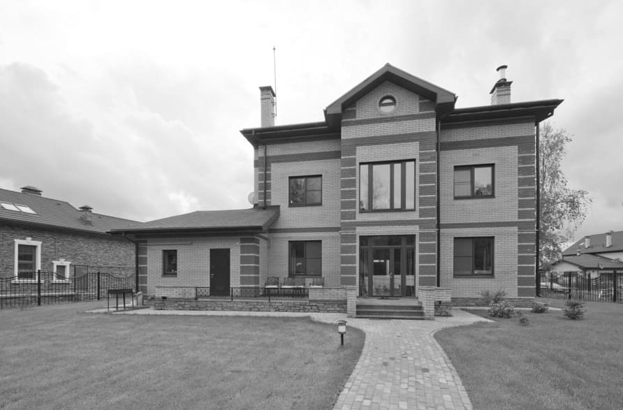 частный дом в коттеджном поселке Светлогорье, АртДеп – 16