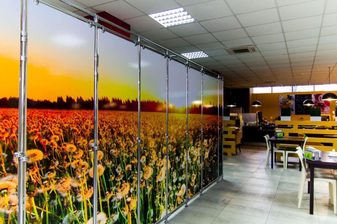 интерьер корпоративного ресторана БЦ по ул. Смирновской. АртДеп – 04