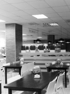 интерьер корпоративного ресторана БЦ по ул. Смирновской. АртДеп – 12