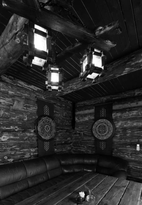 дизайн банного комплекса «Таёжные дали». АртДеп – 09