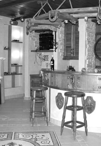 фото дизайна и интерьера частного дома 350 – 08