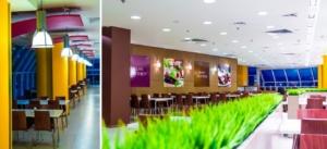 интерьер корпоративного ресторана для EUREST. АртДеп – 04