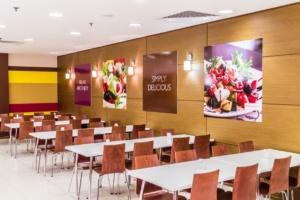 интерьер корпоративного ресторана для EUREST. АртДеп – 05