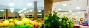 интерьер корпоративного ресторана в бизнес-центре 32 – 14. АртДеп – 10