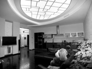интерьер квартиры на Удальцова, АртДеп – 08