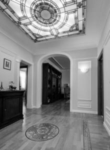 интерьер и перепланировка квартиры на улице Удальцова, АртДеп – 09
