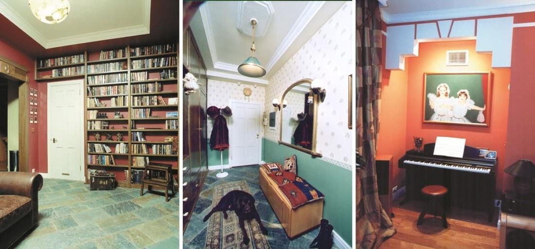 интерьер квартиры на Звенигородской, АртДеп – 05