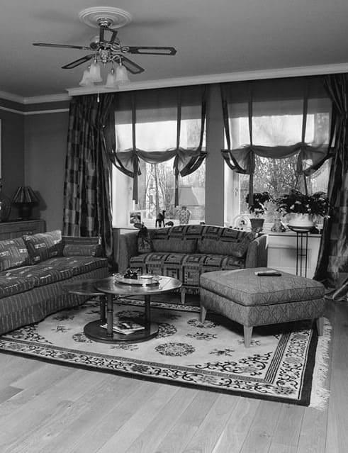 интерьер квартиры на Звенигородской, АртДеп – 06