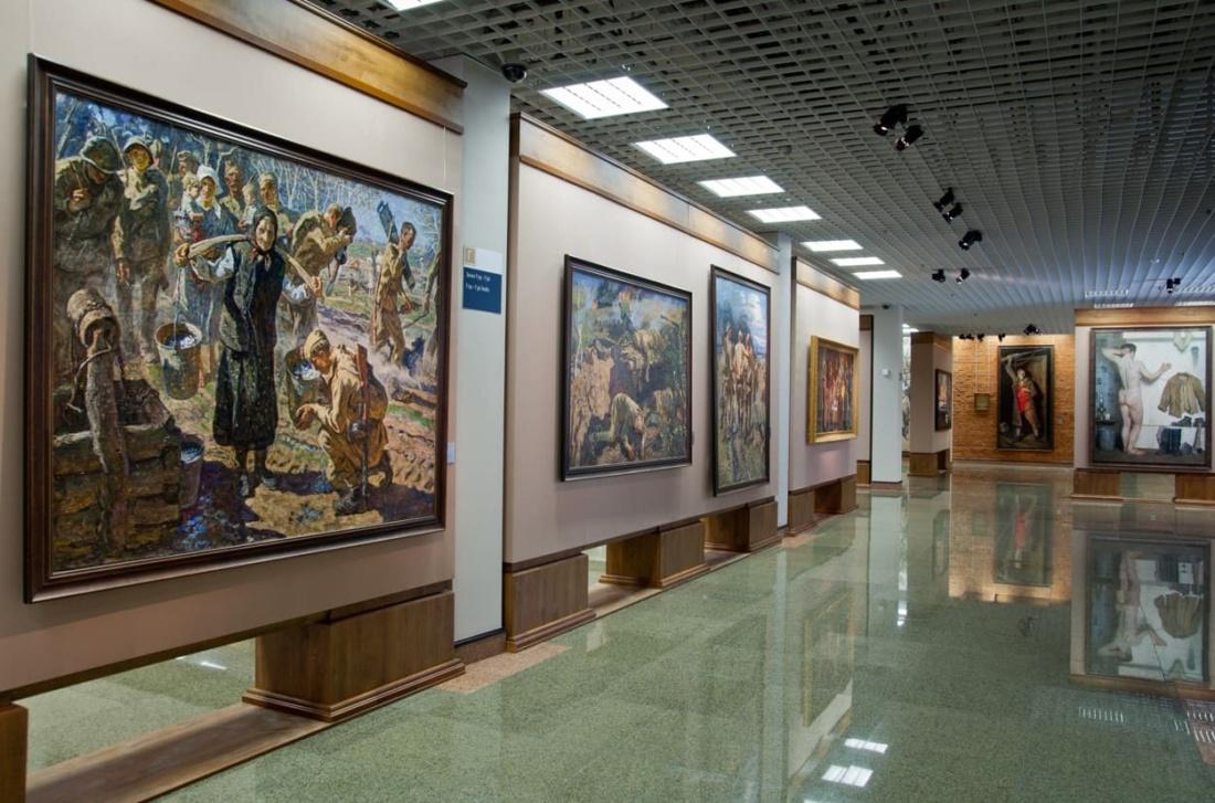 Институт Русского Реалистического Искусства. АртДеп – 16