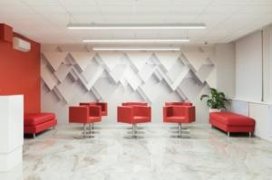 интерьер офиса для ПАО «МТС». АртДеп – 10