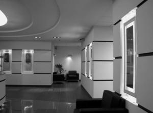 интерьер офиса компании «Техносерв». АртДеп – 06