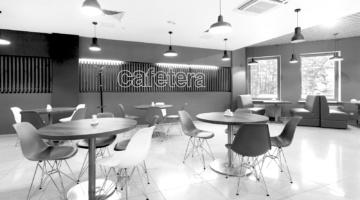 Корпоративный ресторан в бизнес-центре
