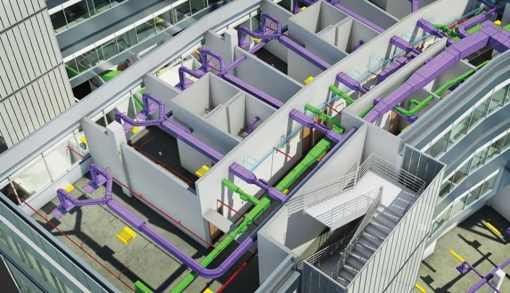 архитектурно-строительное проектирование - 01