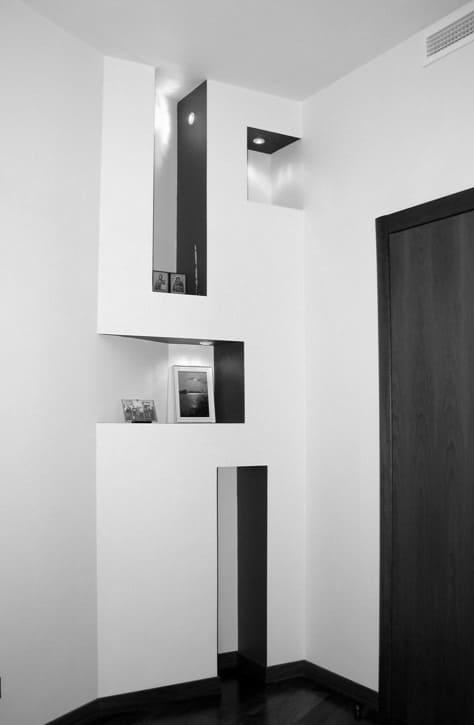 интерьер квартиры в Крылатском. АртДеп – 09