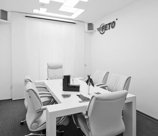 "интерьер офиса компании ""РЕТО"". АртДеп – 10"