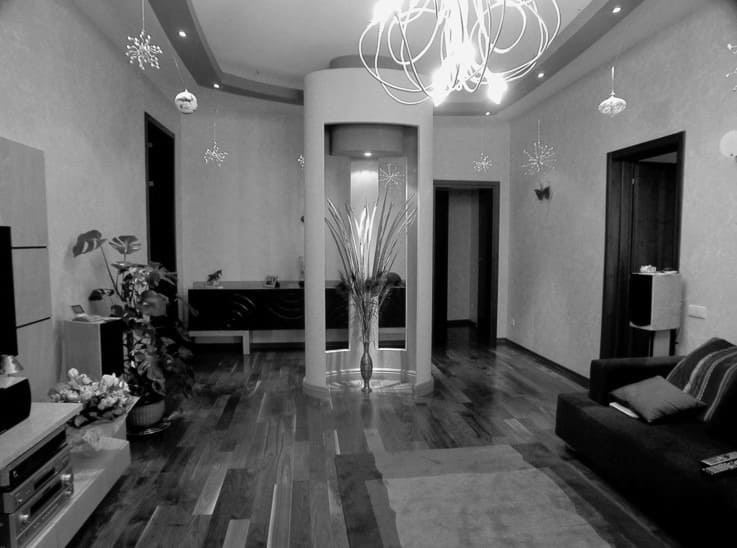 интерьер квартиры Мичуринский проспект, АртДеп – 07